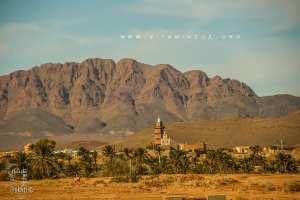 Le Ksar et la mosquée de Beni Ounif