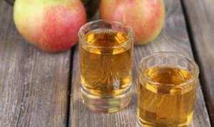 Boisson detox au vinaigre de cidre de pomme