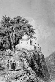 Zaouia Sanoussia de Mazouna