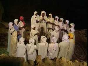 Les Zénètes du Gourara, leurs saints et l'ahellil