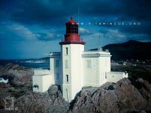 Le phare de Ras Afia (ou grand phare de Jijel