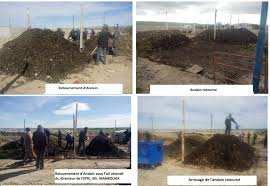 Sidi Bel Abbès - Un projet algéro-belge dédié au compostage des déchets