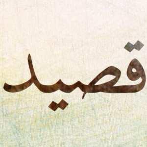 قصيدة فكاهية ولكن معبرة كلماتها باللهجة الجزائرية جميلة جدا