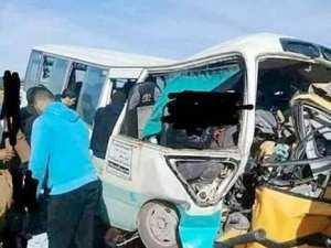 Drame à Saïda - 14 morts dans un accident de la circulation