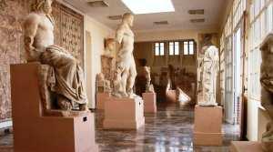 L'impressionnant Musée Public National de Cherchell