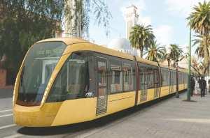 Tramway de Sidi Bel-Abbés 40 000 voyageurs l'empruntent quotidiennement