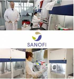 اعلان توظيف بشركة Sanofi Aventis