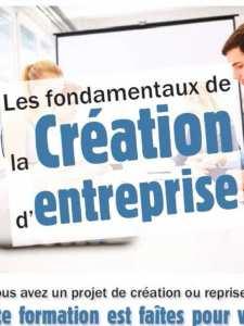 Séminaire: Projet de Création d'Entreprise