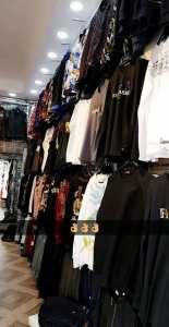 Boutique Vêtement Homme