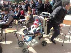 1er rassemblement du printemps au profit des orphelins