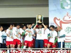 Algérie - Finale de la coupe d'Algérie USMBA 2 - JSK 1: L'USM Bel Abbès en liesse