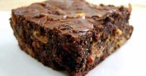 Voici une délicieuse recette de brownies à base d'aliments sains