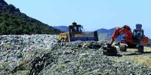 Djidiouia (Relizane) - Le centre d'enfouissement des déchets continue de polluer