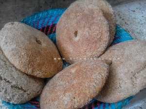 Pain de maison à la farine de blé