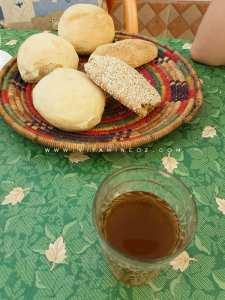Khobz eddar sans pétrissage خبز الدار