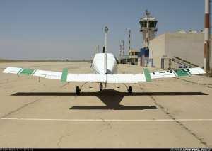 Ain Bouchekif (Tiaret) - Les avions de l'aéro-club toujours cloués au sol
