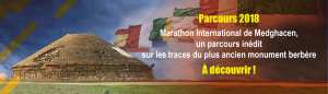 Boumia (Batna) - ATHLÉTISME: MARATHON INTERNATIONAL DE MEDGHACEN