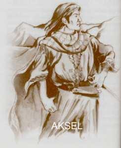 AKSEL  (ou Kusila) Prince amazigh du 7eme siècle après J.C, chef de la résistance à la conquête arabe