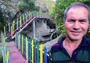 Béjaia - Il érige des passerelles sur une rivière à Tizi n'Berber: La louable initiative d'un citoyen