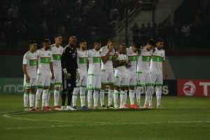 Equipe Algérie