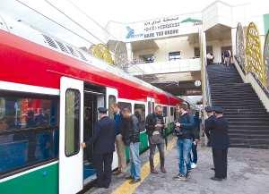 Tizi Ouzou - Le transport ferroviaire sera renforcé Désengorgement des routes