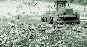 Relizane - L'arboriculture menacée par la pollution générée par la déchetterie Centre d'enfouissement technique