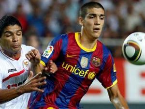 برشلونة يرغب في استعادة روميو من تشيلسي