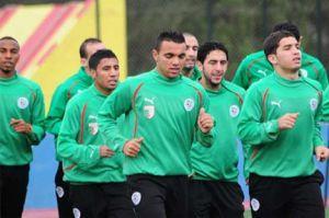 """كأس الأمم العربية 2012 : الجزائر ستواجه الفائز من مباراة """"السودان-سوريا"""""""