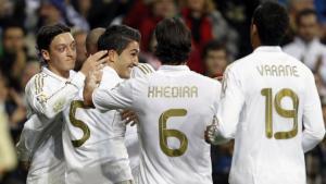 ريال مدريد يواصل الدفاع عن اللقب و يمضي الى ربع نهائي كأس الملك