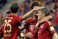 بايرن ميونيخ آخر المتأهلين إلى الدور الثاني من كأس ألمانيا