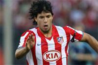اتلتيكو مدريد يؤكد رحيل اغويرو لمانشستر سيتي