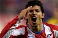 أغويرو يقترب من الإنتقال إلى مانشستر سيتي