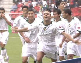منتخب المغرب للشباب يتوج بطلا للبطولة العربية