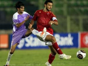 الأهلي المصري يسقط في فخ التعادل مع الوداد البيضاوي.