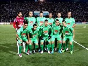 مولودية الجزائر تتعادل و الترجي التونسي 1-1