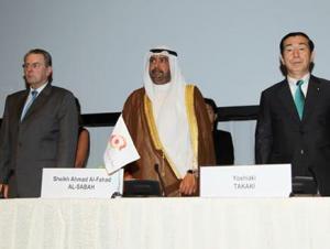 إعادة انتخاب أحمد الفهد رئيساً للمجلس الأولمبي الآسيوي