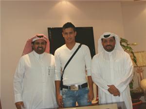 بوعلام أحسن لاعب في العربي القطري هذا الموسم