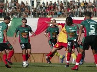 مولودية الجزائر لا يملك ما يكفي من اللاعبين لمواجهة الترجي