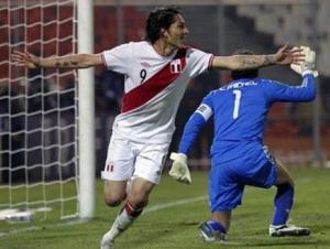 البيرو يحقق فوزه الأول في كوبا امريكا