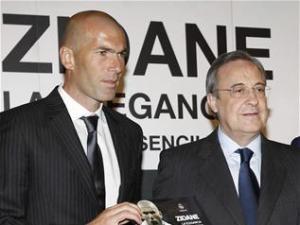 زيدان مديرا للكرة في ريال مدريد