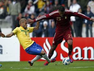 البرازيل تسقط بالتعادل أمام فنزويلا في أولى مواجهاتها