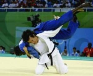 صوريا حداد تحرز ميدالية برونزية بكأس العالم للجيدو بالبرازيل