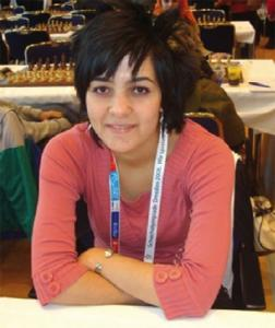 شطرنج: الجزائرية أمينة مزيود تتوج باللقب الإفريقي