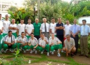 المنتخب الجزائري للملاكمة المتوج باللقب القاري يعود الى الوطن