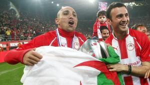 جبور يمدد عقده مع أولمبياكوس حتى 2013