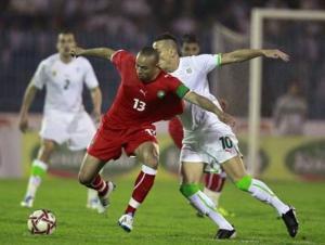 تربص الخضر في اسبانيا استعدادا لمباراتهم ضد المغرب