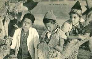 L'origine des noms en Algérie