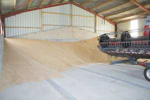 Tlemcen : Le stockage des céréales pose problème