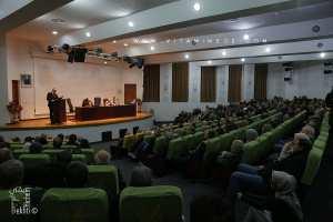 Conference a tlemcen du dr bencheikh ghaleb : Islam et démocratie en débat