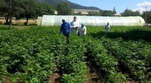 Impératif de développer l'insertion professionnelle dans le domaine agricole